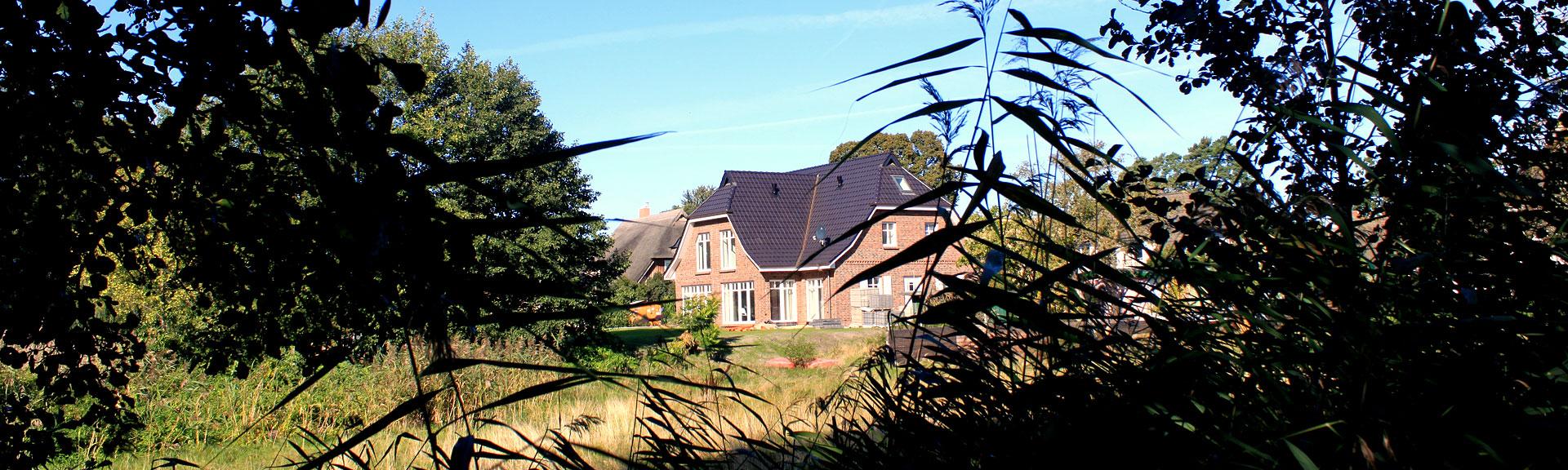 Ferienhaus Luv mit Sauna