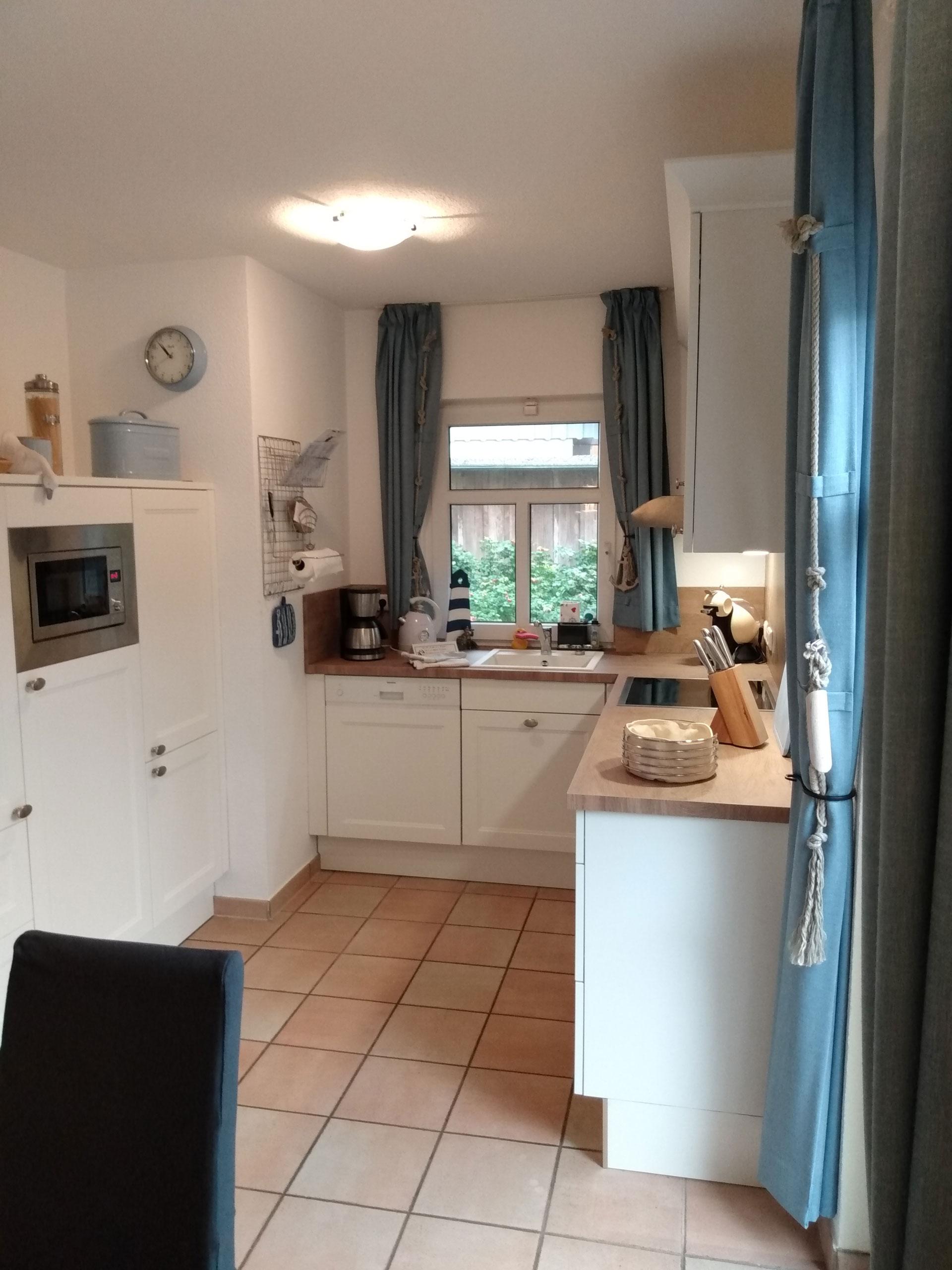 Ferienhaus Gulet mit neuer Einbauküche