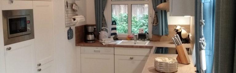 Neue Einbauküche für das Ferienhaus Gulet